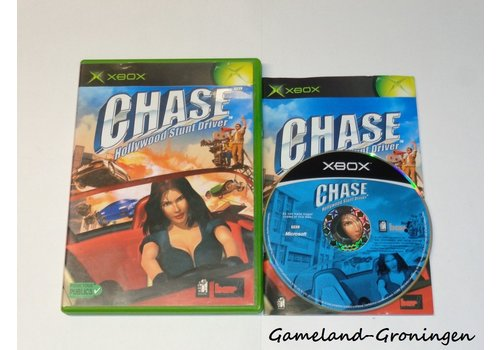 Chase Hollywood Stunt Driver (Compleet)