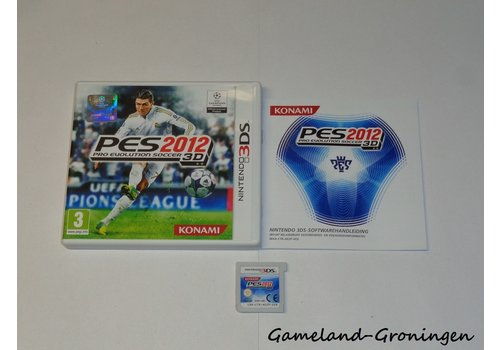 Pro Evolution Soccer 2012 (Complete, HOL)
