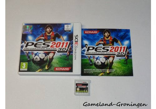 Pro Evolution Soccer 2011 (Complete, HOL)