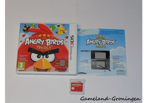 Angry Birds Trilogy (Complete, FAH)