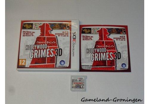 James Noir's Hollywood Crimes 3D (Compleet, HOL)