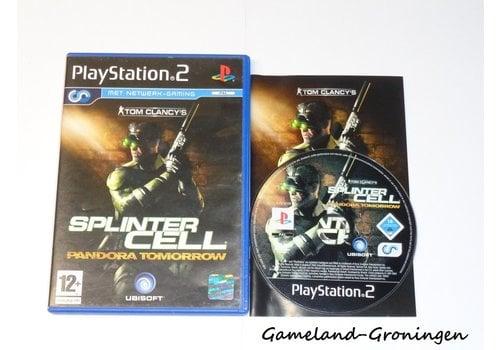 Tom Clancy's Splinter Cell Pandora Tomorrow (Compleet)