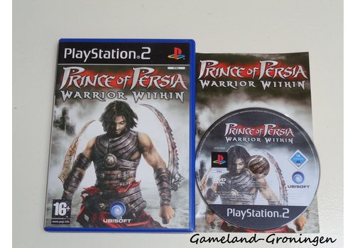 Prince of Persia Warrior Within (Compleet)
