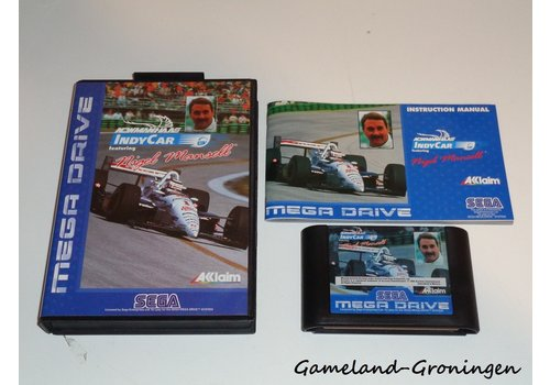 Newman Haas IndyCar Featuring Nigel Mansell (Complete)