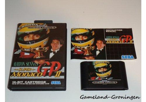 Ayrton Senna's Super Monaco GP II (Complete)