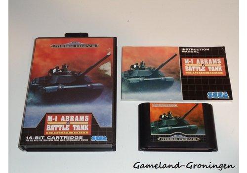 MI Abrams Battle Tank (Complete)
