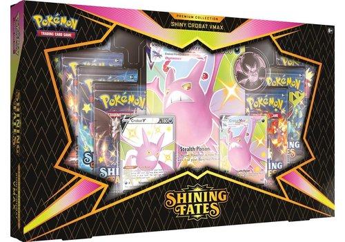 Pokémon TCG - Shining Fates Premium Collection Shiny Crobat VMax