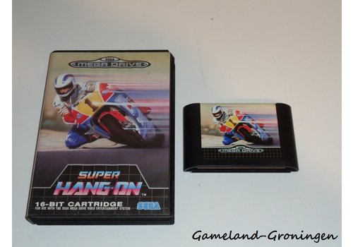 Super Hang On (Boxed)