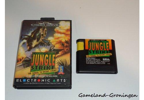 Jungle Strike The Sequel to Desert Strike (Boxed)