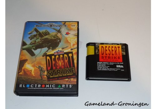 Desert Strike Return to the Gulf (Boxed)