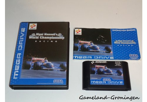 Nigel Mansell's World Championship Racing (Complete)
