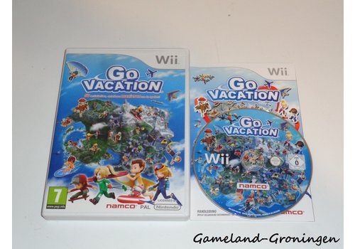Go Vacation (Compleet, HOL)