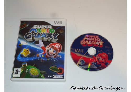Super Mario Galaxy (Boxed, HOL)