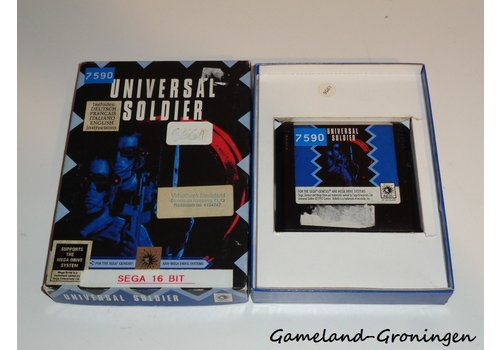 Universal Soldier (Boxed)