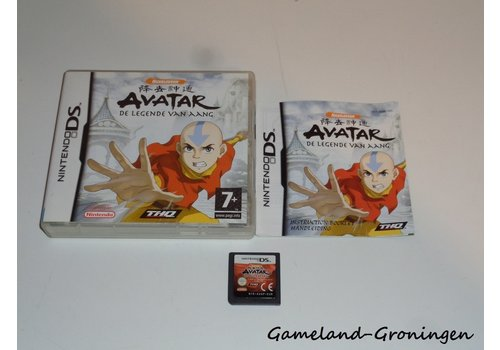Avatar de Legende van Aang (Compleet, HOL)