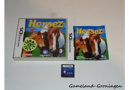 Horsez (Complete, EUU)