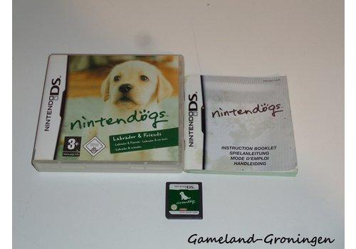 Nintendogs Labrador & Friends (Complete, FHUG)
