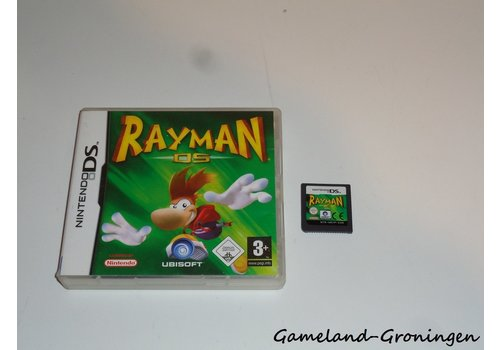 Rayman DS (Boxed, EUU)
