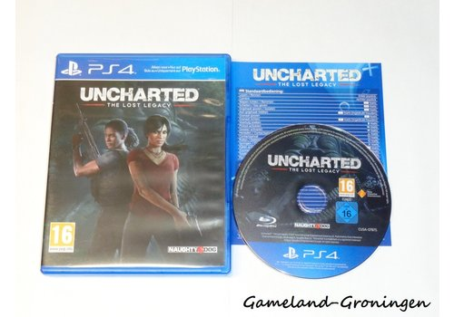 Uncharted The Lost Legacy (Complete)