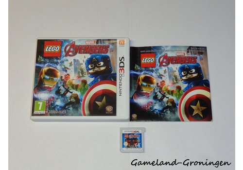 Lego Marvel Avengers (Complete, HOL)