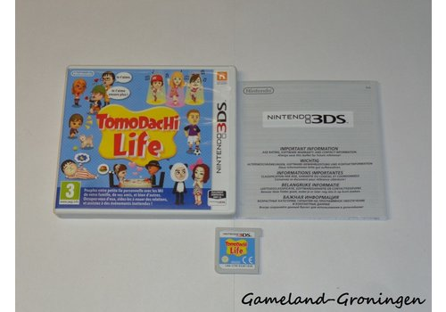 Tomodachi Life (Complete, FRA)