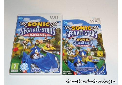 Sonic & Sega All-Stars Racing (Complete, FAH)