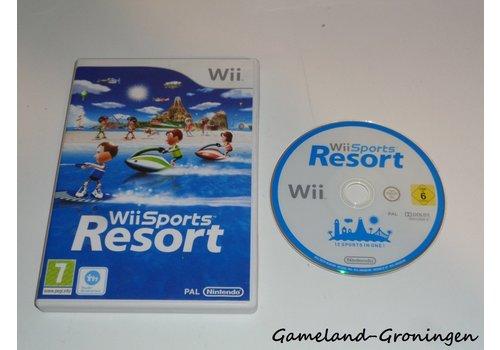 Wii Sports Resort (Boxed, UKV)