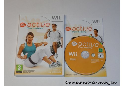 EA Sports Active More Workouts (Compleet, UKV)