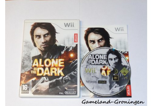 Alone in the Dark (Compleet, HOL)