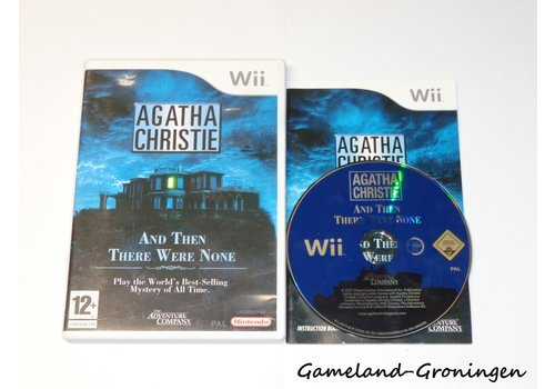 Agatha Christie And Then There Were None (Complete, UKV)