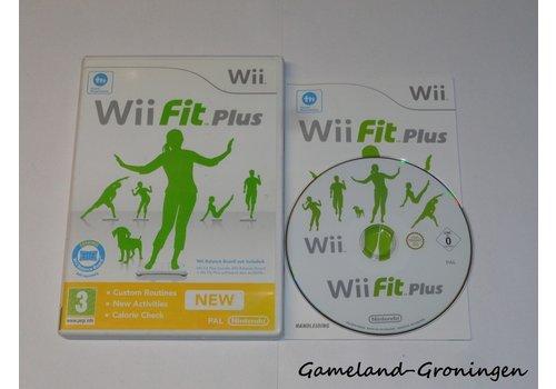 Wii Fit Plus (Complete, UKV)