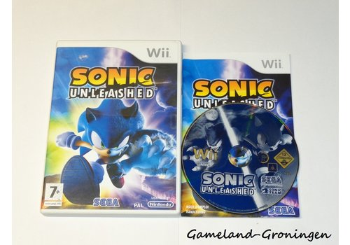 Sonic Unleashed (Compleet, FAH)
