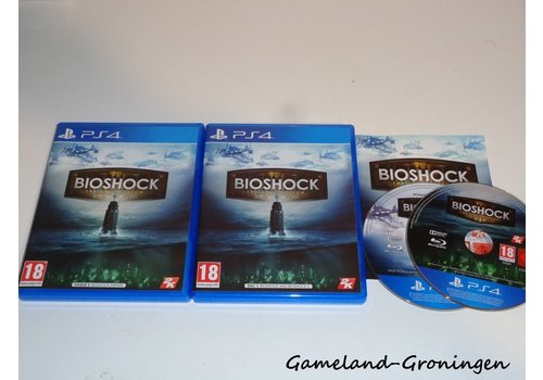 Bioshock The Collection (Boxed)