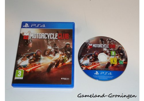 Motorcycle Club (Compleet)