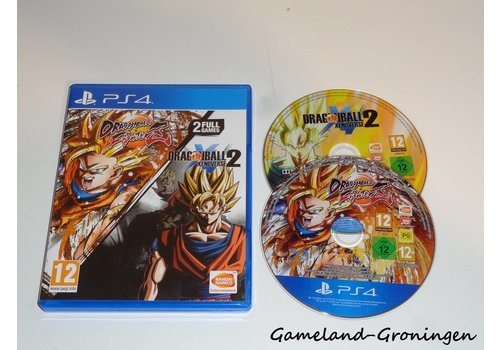 Dragon Ball Fighterz + Dragon Ball Xenoverse 2 (Compleet)