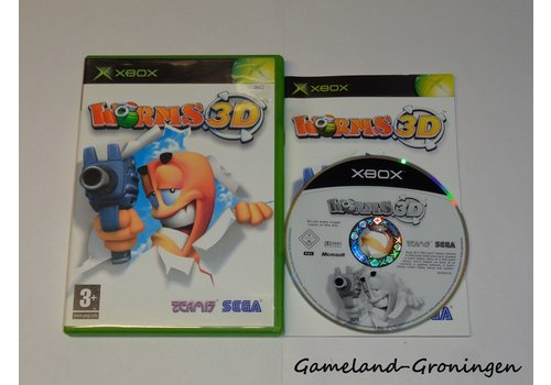 Worms 3D (Complete)