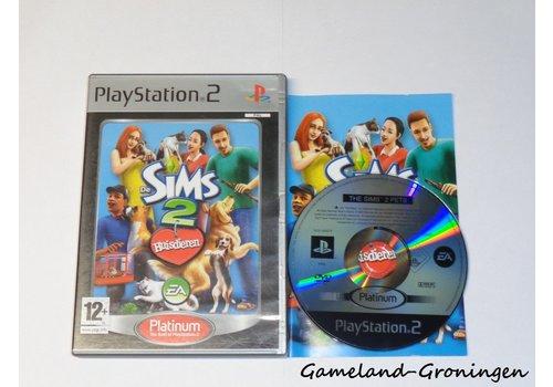 De Sims 2 Huisdieren (Complete, Platinum)