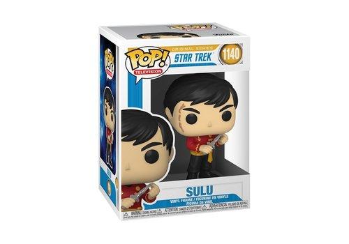 Star Trek POP! - Sulu Mirror Mirror Outfit