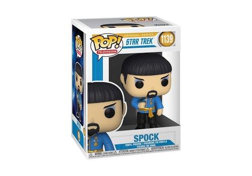 Star Trek POP! - Spock Mirror Mirror Outfit