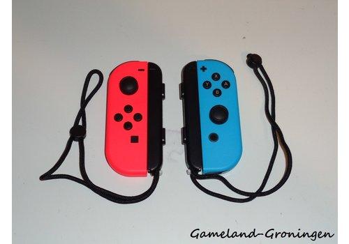 Joy-Con Controllers Paar Rood & Blauw