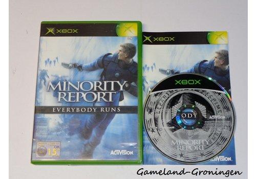 Minority Report (Complete)