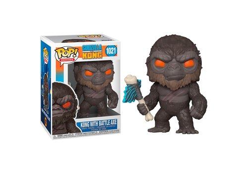Godzilla vs Kong POP! - Kong with Axe