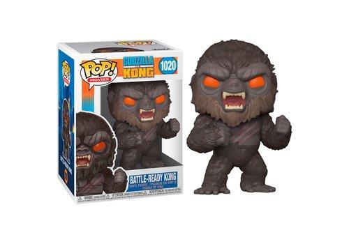 Godzilla vs Kong POP! - Battle-Ready Kong