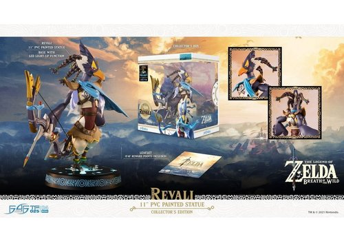 The Legend of Zelda - Breath of the Wild Revali Collector's Edition PVC Statue