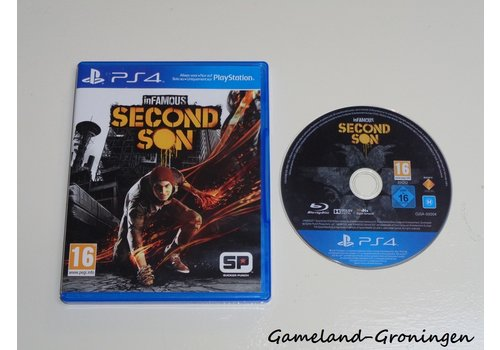 inFamous Second Son (Compleet)