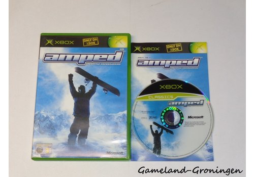 Amped (Compleet)