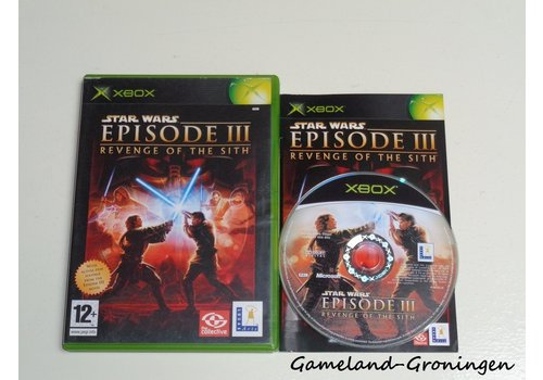 Star Wars Episode III Revenge of the Sith (Complete)