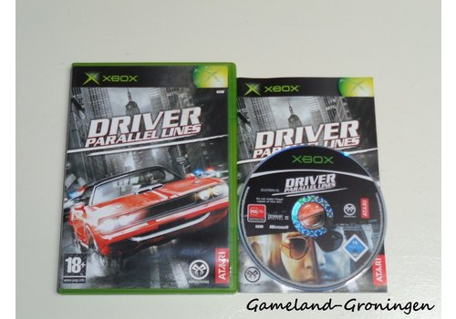 Driver Parallel Lines (Compleet)