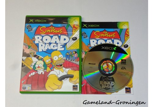 The Simpsons Road Rage (Compleet)