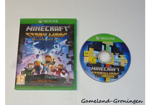 Minecraft Story Mode Season One (Complete)